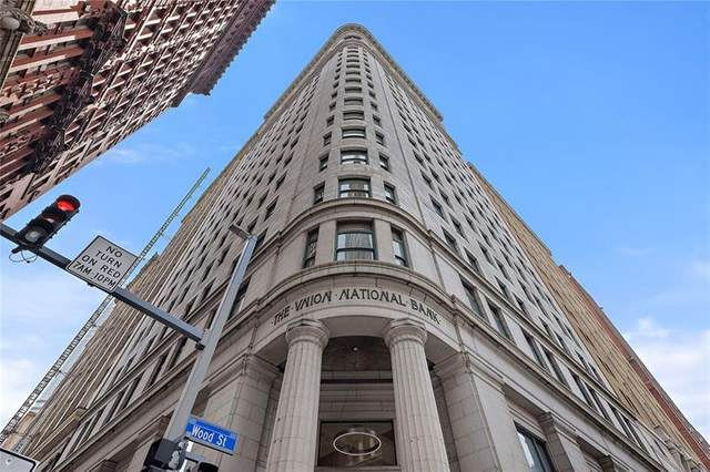 306 4th Ave #703, Downtown Pgh, PA 15222 (MLS #1519553) :: Dave Tumpa Team