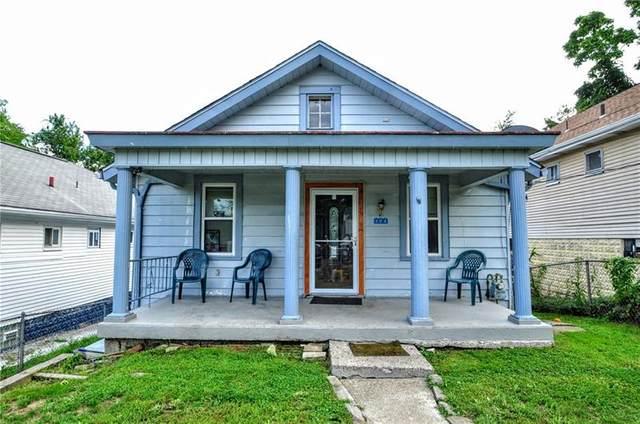324 E Meyers St, Carrick, PA 15210 (MLS #1519780) :: Dave Tumpa Team
