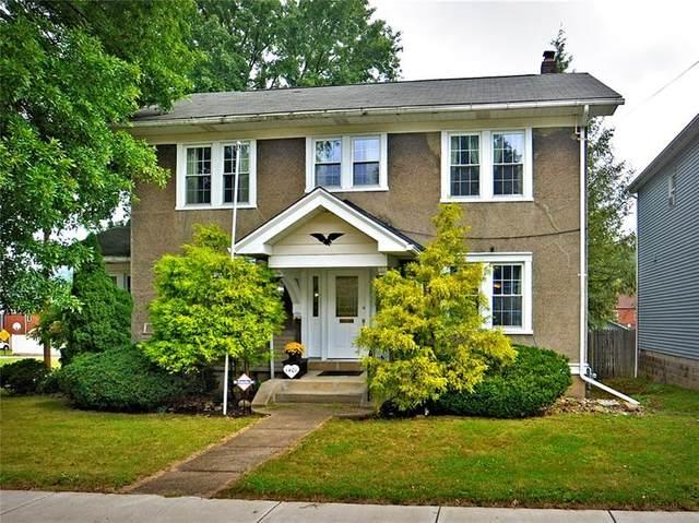 1401 Fawcett Avenue, White Oak, PA 15131 (MLS #1519811) :: Dave Tumpa Team