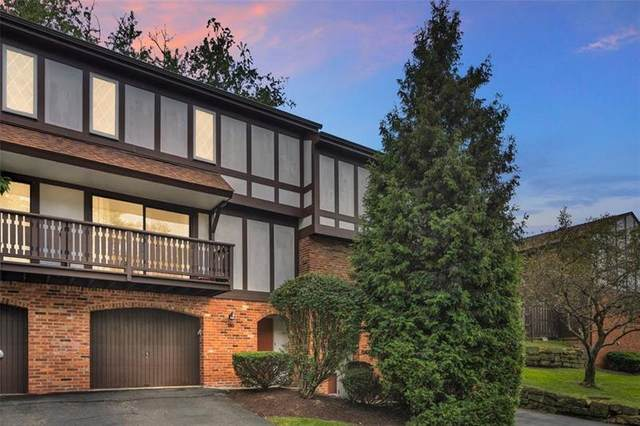 205 Queensberry Ct, Ross Twp, PA 15237 (MLS #1520217) :: Dave Tumpa Team