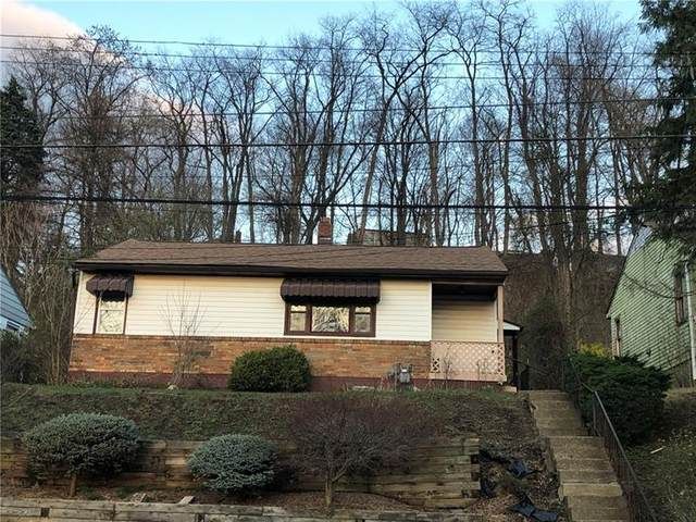 333 Foster Rd, N Versailles, PA 15137 (MLS #1520470) :: Dave Tumpa Team