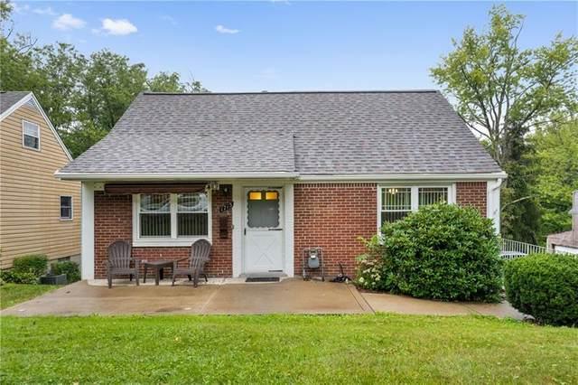 1715 Loretta Drive, Penn Hills, PA 15235 (MLS #1520567) :: Dave Tumpa Team