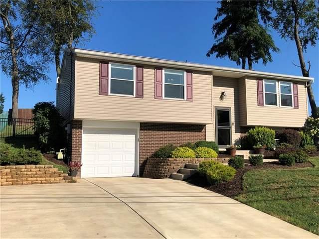 135 Wallridge Drive, Moon/Crescent Twp, PA 15108 (MLS #1520727) :: Dave Tumpa Team