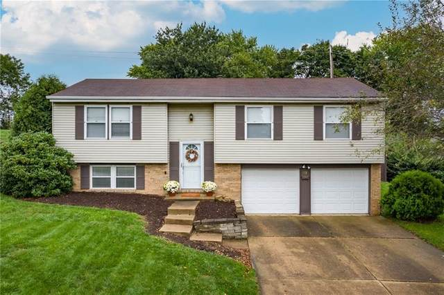 203 Woodhaven Dr, South Fayette, PA 15017 (MLS #1521072) :: Dave Tumpa Team