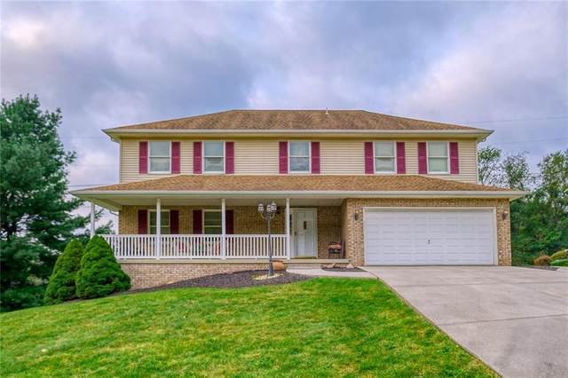 103 Pointe West, North Fayette, PA 15057 (MLS #1521471) :: Dave Tumpa Team