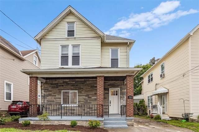 16 Hawthorne Avenue, Crafton, PA 15205 (MLS #1521772) :: Dave Tumpa Team