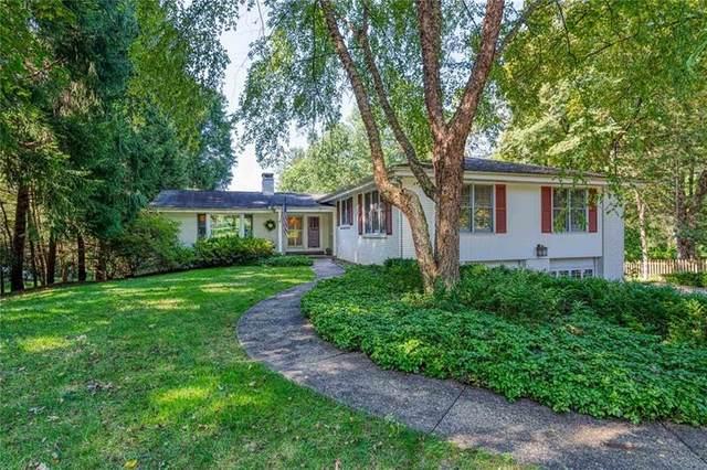 407 Woodland Road, Edgeworth, PA 15143 (MLS #1521785) :: Dave Tumpa Team