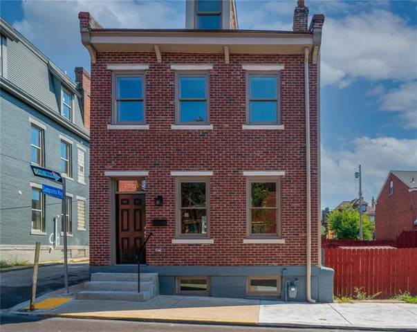 1326 Sherman Ave, Central North Side, PA 15212 (MLS #1521802) :: Dave Tumpa Team