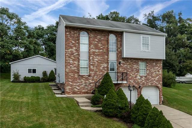 116 Coventry Ct, Monroeville, PA 15146 (MLS #1521877) :: Dave Tumpa Team
