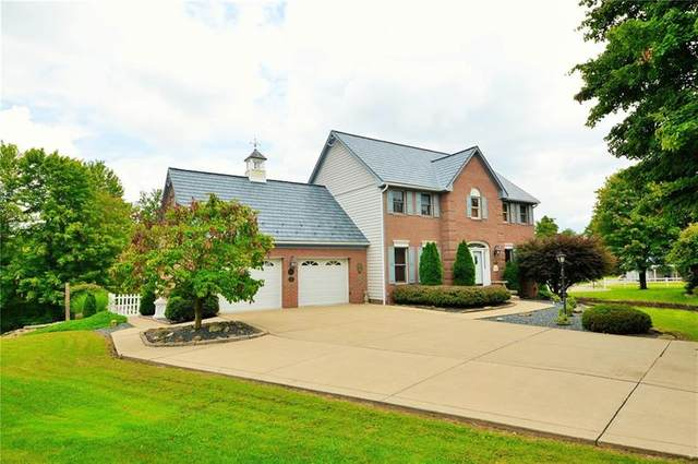 117 Woodmont Drive, Center Twp - Bea, PA 15061 (MLS #1521966) :: Broadview Realty