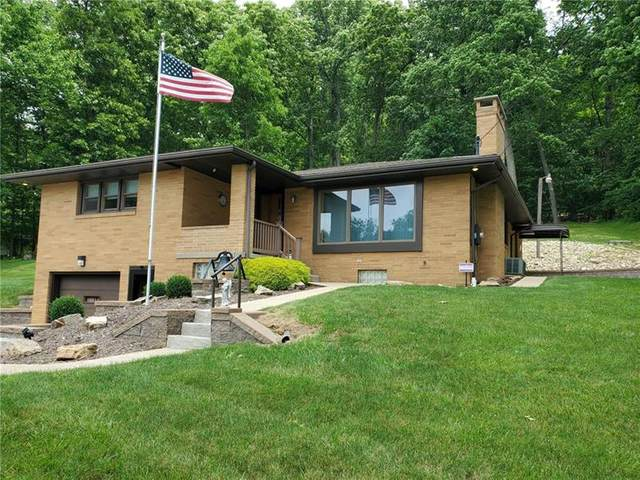 201 College Lodge Rd, White Twp - Ind, PA 15701 (MLS #1522124) :: Dave Tumpa Team