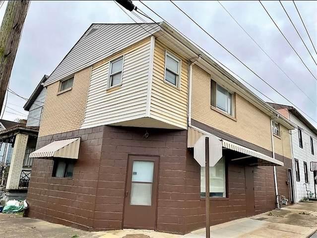 105 Murdock St, Canonsburg, PA 15317 (MLS #1522126) :: Dave Tumpa Team