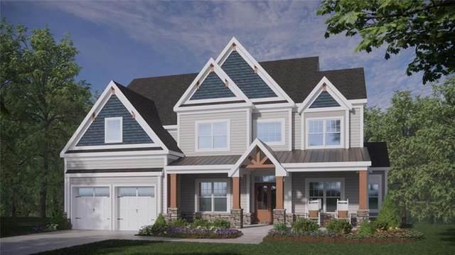 Lot 225 Spruce Road, Pine Twp - Nal, PA 15044 (MLS #1522140) :: Dave Tumpa Team