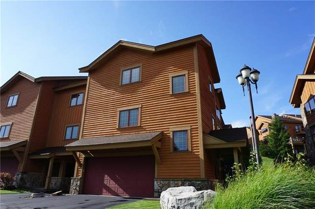 163 Southwind Dr, Seven Springs Resort, PA 15622 (MLS #1522216) :: Dave Tumpa Team