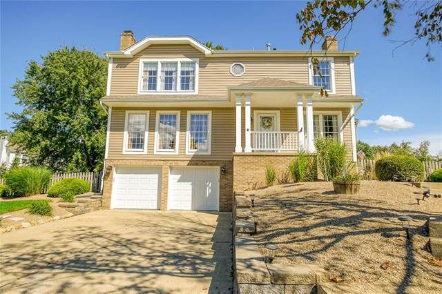 447 Anna Marie Drive, Cranberry Twp, PA 16066 (MLS #1522311) :: Broadview Realty