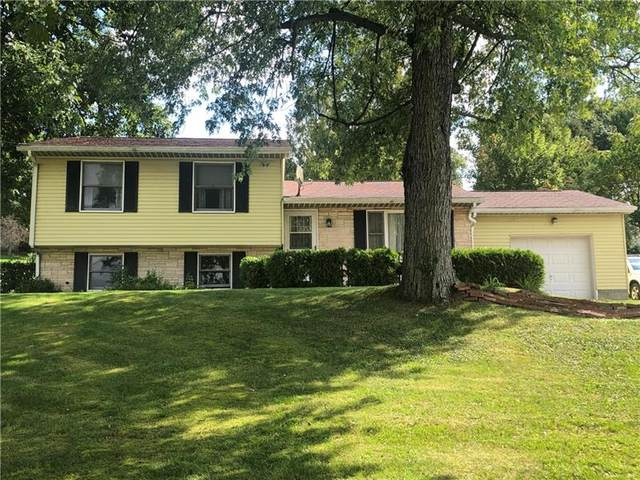605 Mentor St, Derry Boro, PA 15627 (MLS #1522399) :: The SAYHAY Team