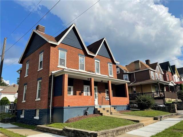 427 Library Ave, Carnegie, PA 15106 (MLS #1522438) :: Dave Tumpa Team