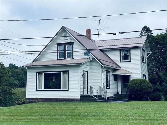 4340 Lincoln Hwy, Quemahoning Twp, PA 15563 (MLS #1522499) :: Dave Tumpa Team
