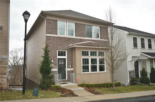 366 Bradley, Mt Washington, PA 15211 (MLS #1522534) :: Broadview Realty