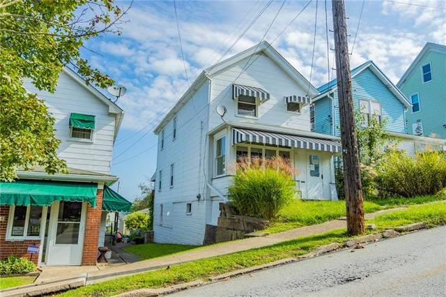 202 A Holmes St, Vandergrift - Wml, PA 15690 (MLS #1522583) :: The SAYHAY Team