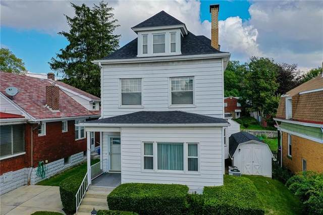 345 Columbia Ave, West View, PA 15229 (MLS #1522588) :: The SAYHAY Team