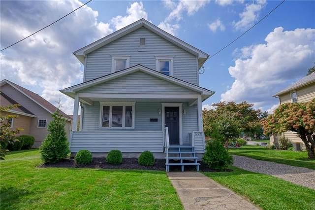 1205 Princeton Ave., Natrona Hts/Harrison Twp., PA 15065 (MLS #1522684) :: Broadview Realty