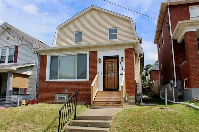 1624 Kenneth Ave, Arnold, PA 15068 (MLS #1522694) :: Dave Tumpa Team