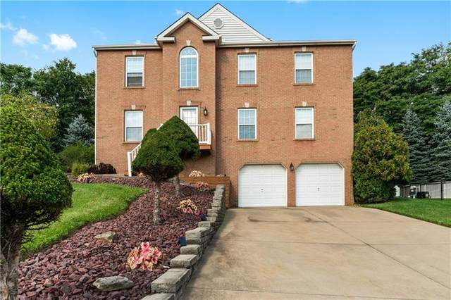 112 Coventry Court, Monroeville, PA 15146 (MLS #1522780) :: Dave Tumpa Team