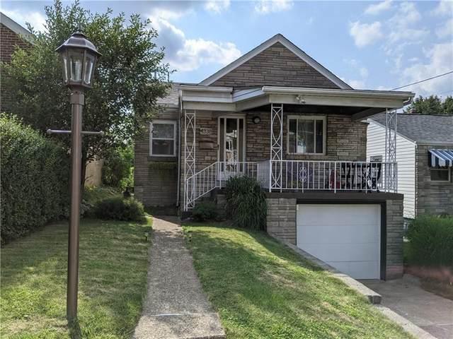 4338 Mccaslin Street, Greenfield, PA 15217 (MLS #1522799) :: Broadview Realty