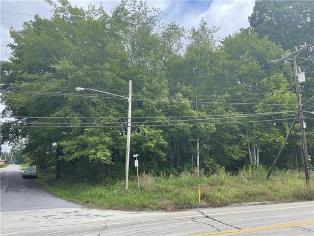 000 Route 56 Hwy & Sarah St, Center Twp/Homer Cty, PA 15748 (MLS #1522865) :: Dave Tumpa Team