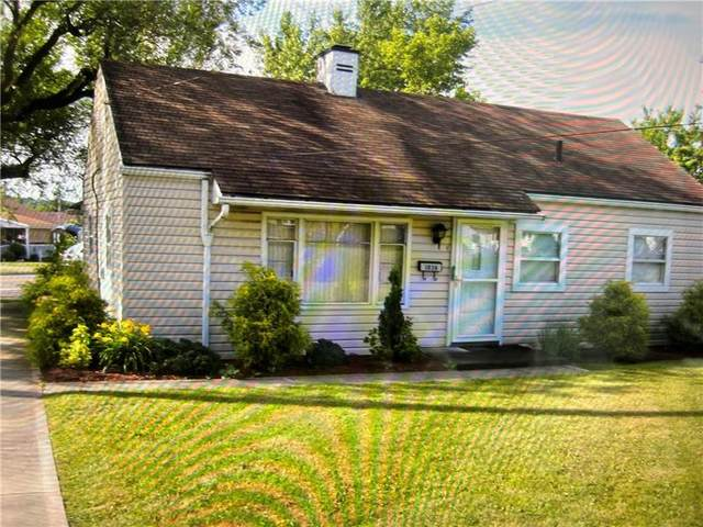 1038 Ryan Ave, New Castle/4Th, PA 16101 (MLS #1522884) :: Dave Tumpa Team