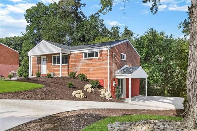 112 Roberts Drive, Jefferson Hills, PA 15025 (MLS #1522901) :: Dave Tumpa Team
