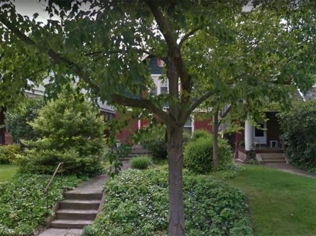 1122 Macon Ave., Regent Square, PA 15218 (MLS #1522920) :: Dave Tumpa Team