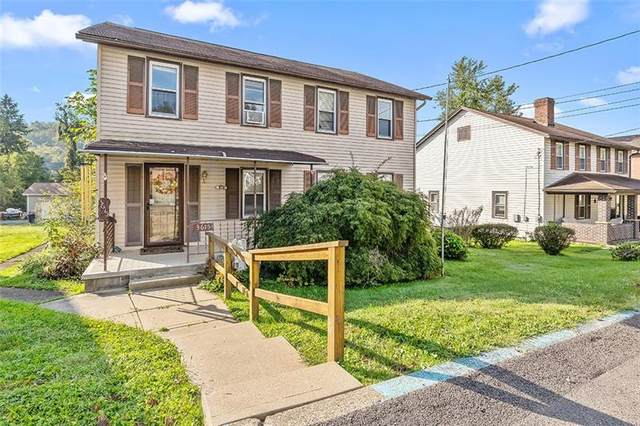 3615 Downing St, South Park, PA 15129 (MLS #1522927) :: Dave Tumpa Team
