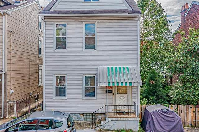3908 Howley St, Lawrenceville, PA 15224 (MLS #1523058) :: Dave Tumpa Team