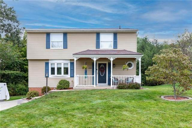 100 Glengarry Dr, Moon/Crescent Twp, PA 15108 (MLS #1523087) :: The SAYHAY Team
