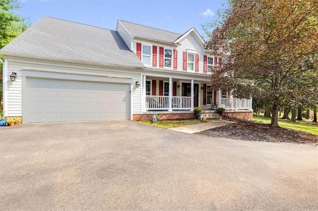 309 Woodmont Dr, Cranberry Twp, PA 16066 (MLS #1523121) :: Dave Tumpa Team