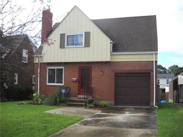 806 Joseph Street, N Versailles, PA 15137 (MLS #1523169) :: Broadview Realty