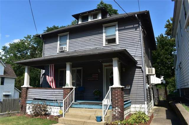 417 E Lutton Street, New Castle/5Th, PA 16101 (MLS #1523218) :: Dave Tumpa Team
