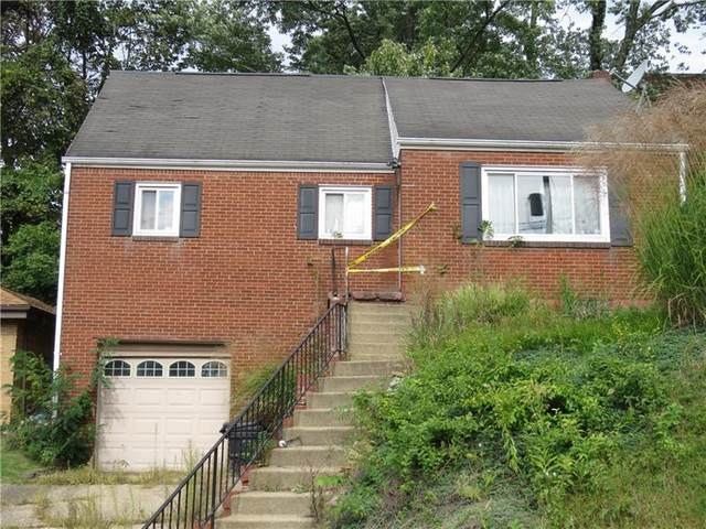 3856 Hilpert Street, Brentwood, PA 15227 (MLS #1523223) :: Dave Tumpa Team
