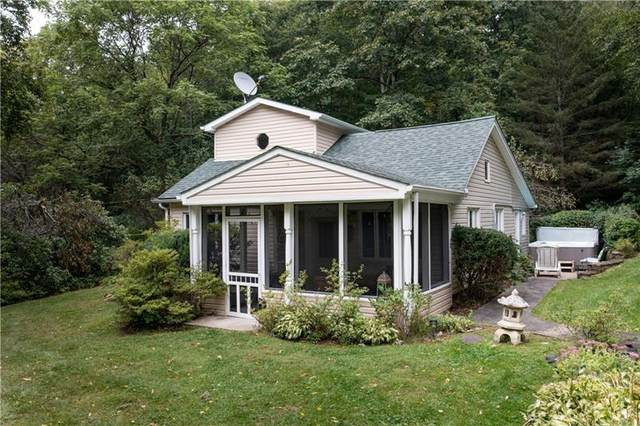 192 Wilkens Hollow Rd Hollow Rd, Addison Twp, PA 15411 (MLS #1523569) :: Dave Tumpa Team
