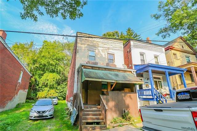 1307 Labelle Ave, Wilkinsburg, PA 15221 (MLS #1523765) :: Dave Tumpa Team