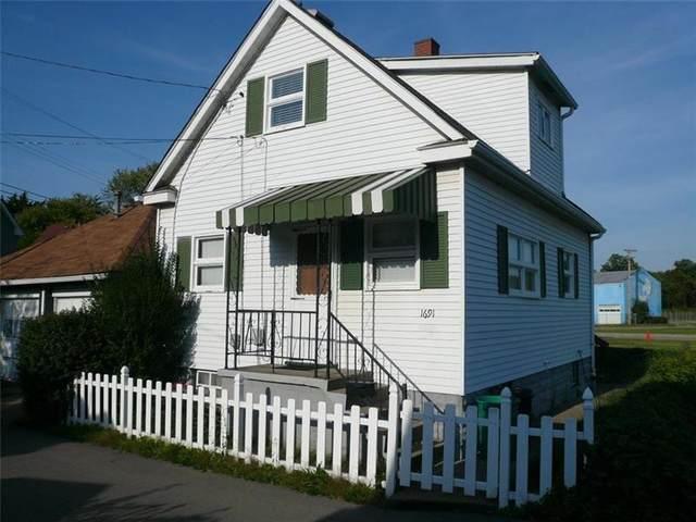 1691 Merchant St, Ambridge, PA 15003 (MLS #1523935) :: Dave Tumpa Team