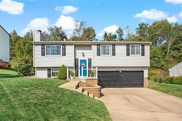 205 Darnley Drive, Moon/Crescent Twp, PA 15108 (MLS #1523964) :: The SAYHAY Team