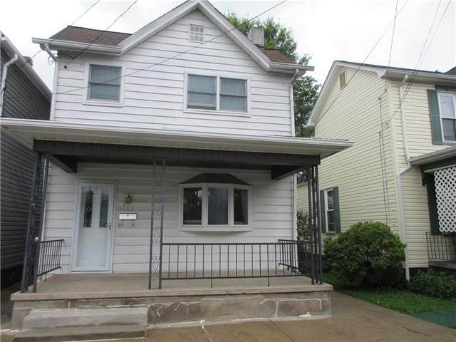 207 Loyalhanna Avenue, Latrobe, PA 15650 (MLS #1524249) :: Dave Tumpa Team