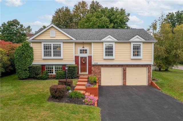 100 Clearbrook Dr, Cranberry Twp, PA 16066 (MLS #1524262) :: Broadview Realty