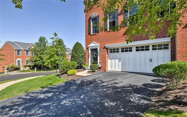 346 Marshall Heights Drive, Marshall, PA 15090 (MLS #1524467) :: Dave Tumpa Team