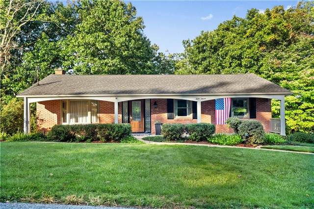 1211 Mountain View Dr, Unity  Twp, PA 15601 (MLS #1524615) :: The SAYHAY Team