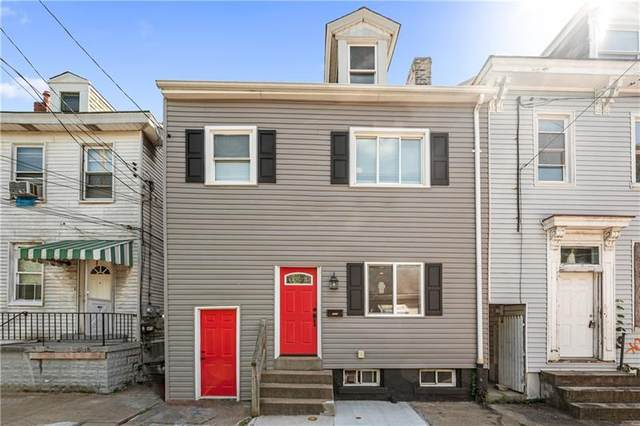 1313 Lowrie St, Troy Hill, PA 15212 (MLS #1524704) :: Dave Tumpa Team