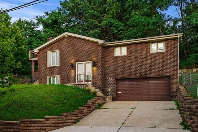 411 Belonda Street, Mt Washington, PA 15211 (MLS #1524936) :: Broadview Realty